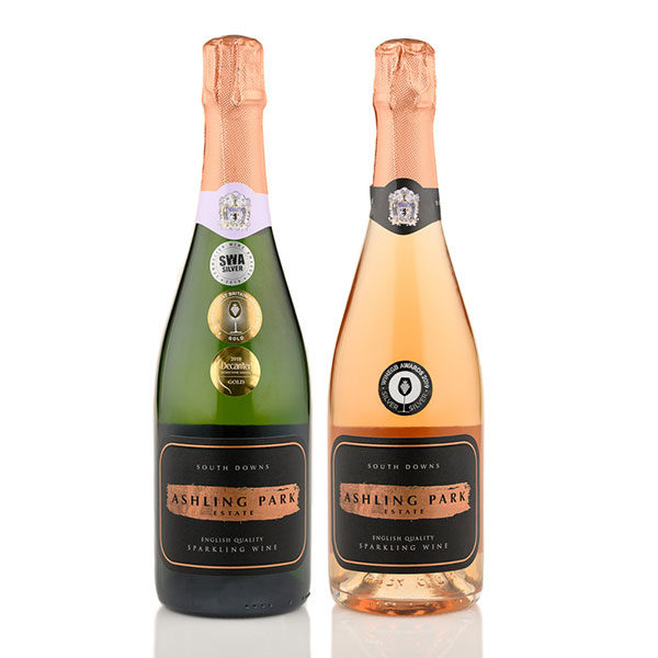 Cuvee and Rose Sparkling wine