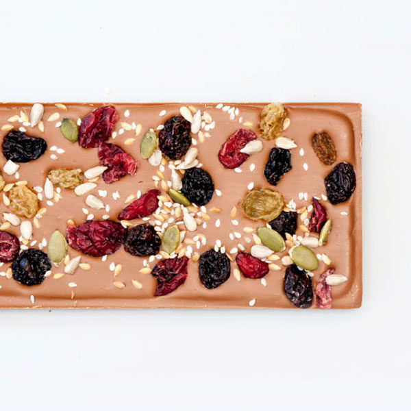 Fruit and Nut Tablette