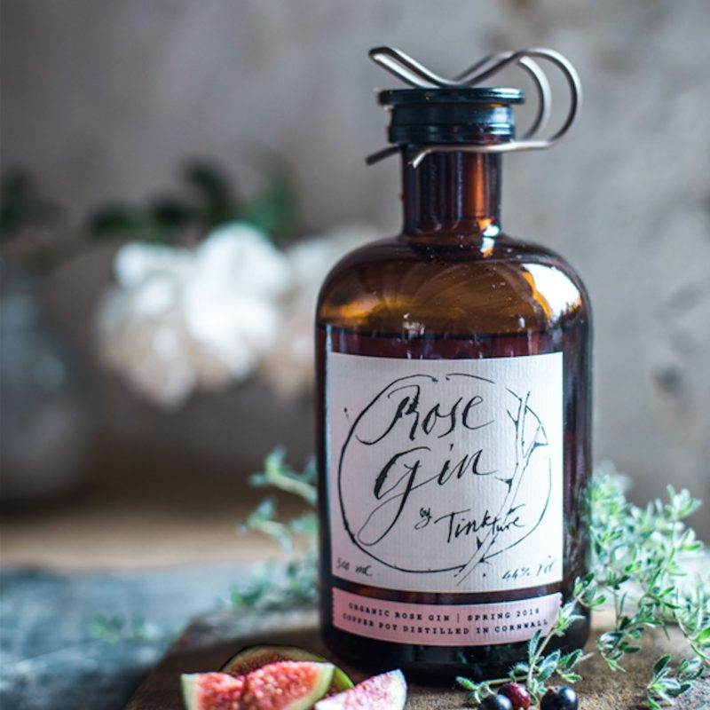 Tinkture Rose Gin
