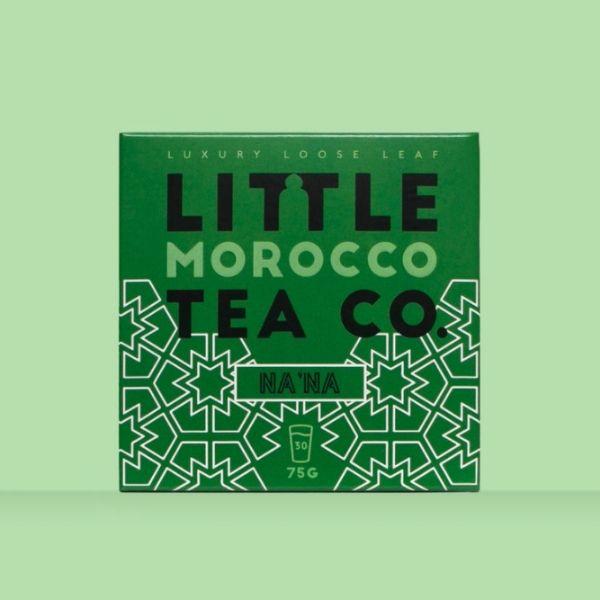 little morocco tea co nana tea